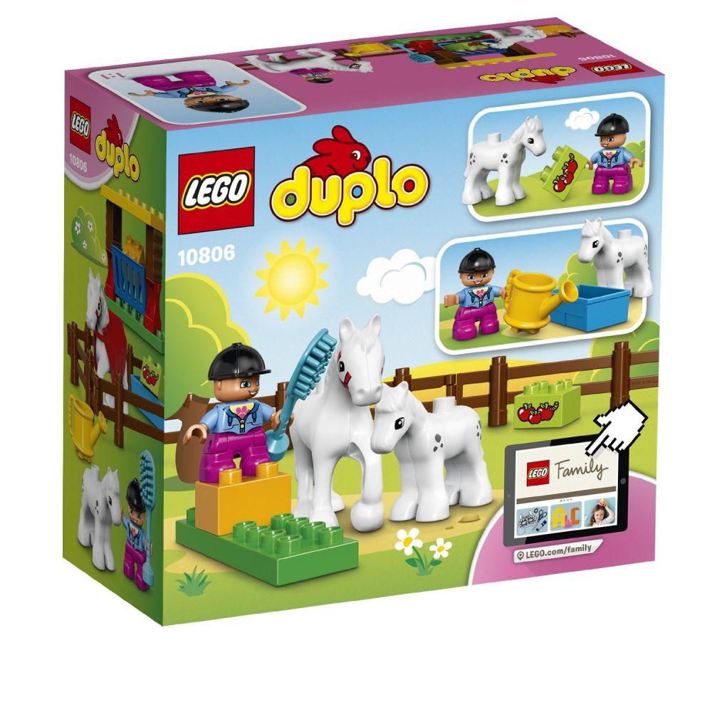 LEGO DUPLO 10806 Les chevaux ColliShop