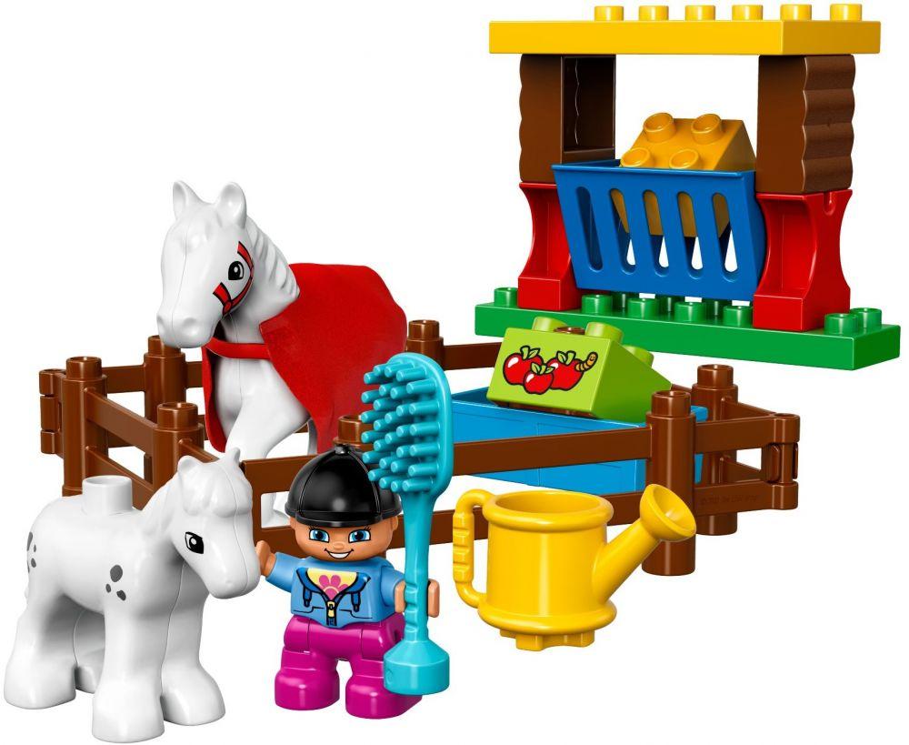 Lego 10806 Les Chevaux  Acheter pas cher