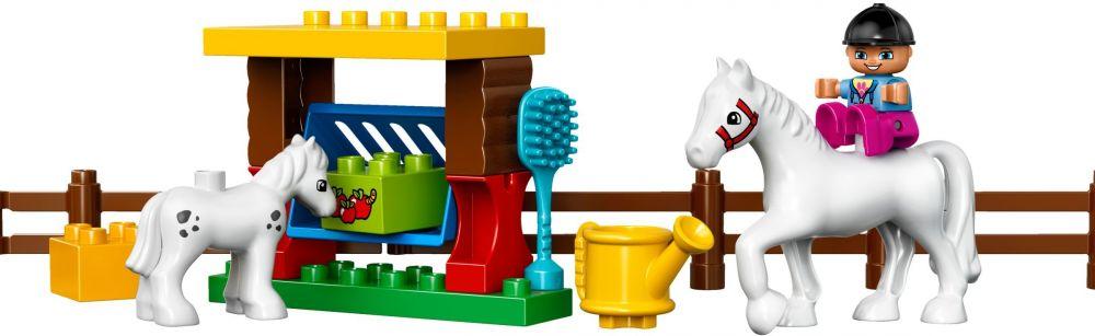 LEGO DUPLO Ville  10806  Les Chevaux