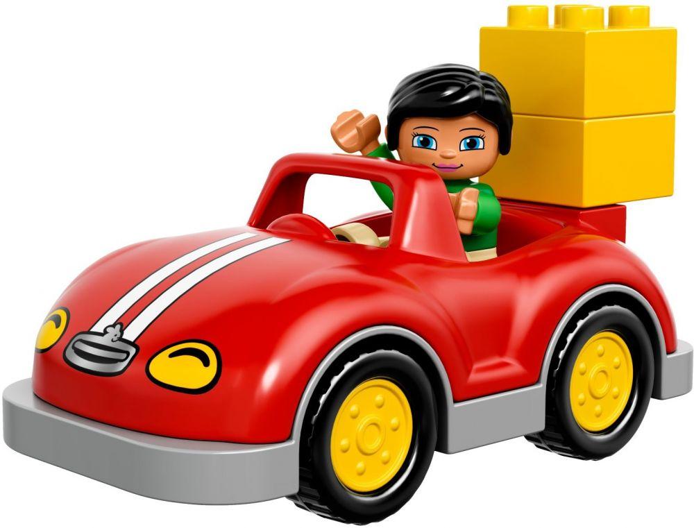 Lego Duplo 10807  La Remorque à Chevaux pas cher : Prix à comparer