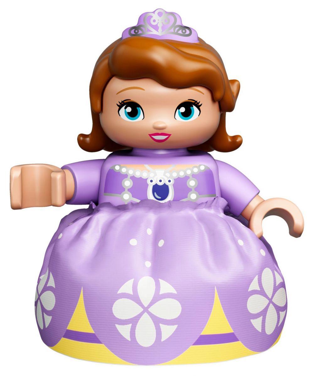 Lego duplo 10822 pas cher le carrosse magique de princesse sofia - Carrosse de princesse ...