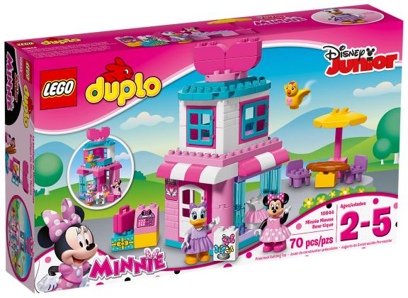 LEGO Duplo 10844 La boutique de Minnie