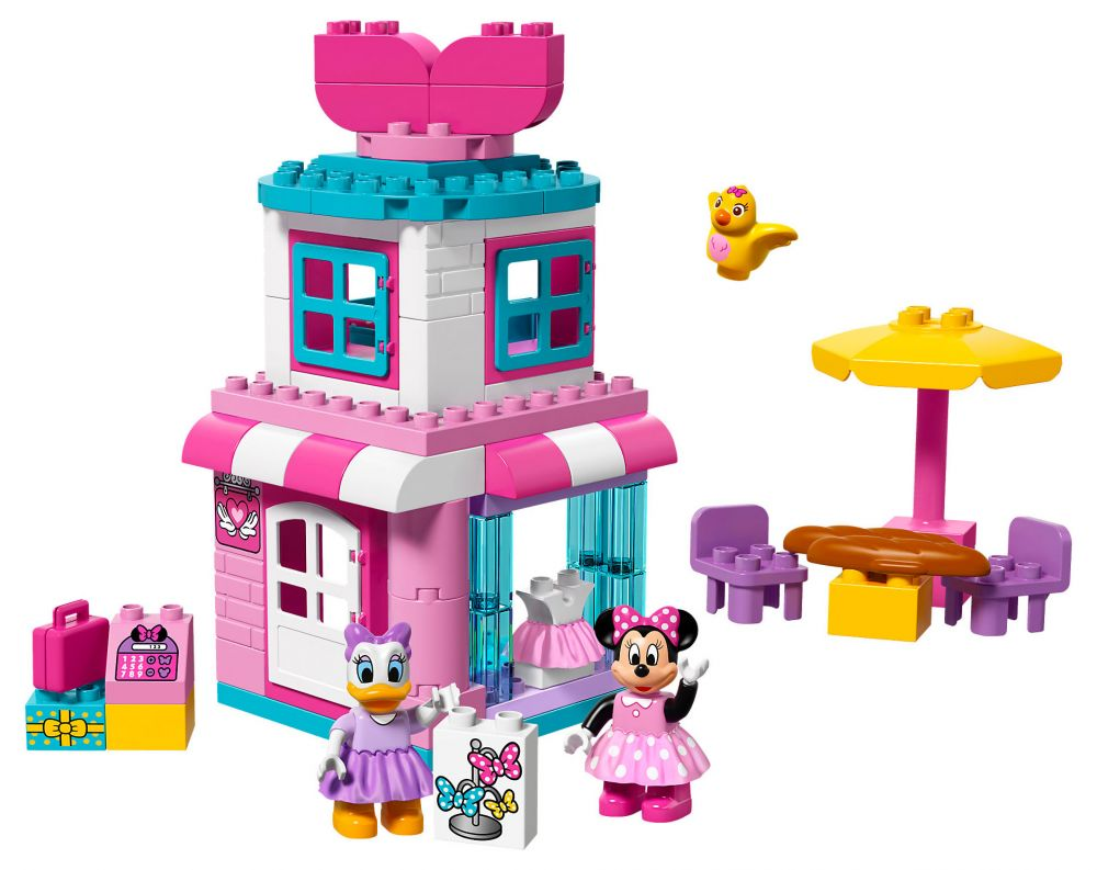 lego duplo 10844 pas cher la boutique de minnie. Black Bedroom Furniture Sets. Home Design Ideas