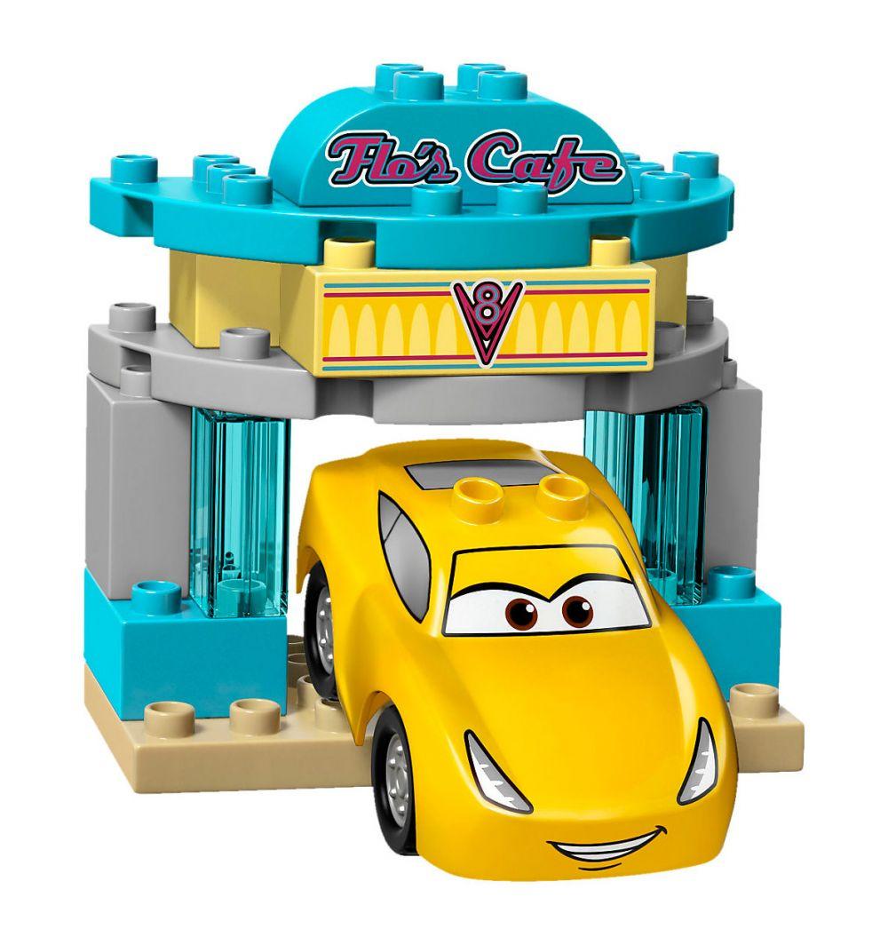 Flo Lego Le De Café Duplo 10846 hQxsCtBrd