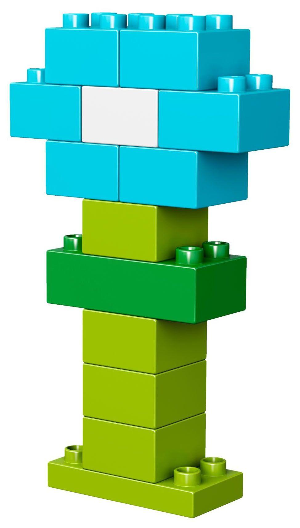 Lego duplo 10848 pas cher mes premi res briques for Prix de la brique