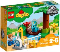 LEGO Duplo 10879 Le zoo des adorables dinos (Jurassic World)