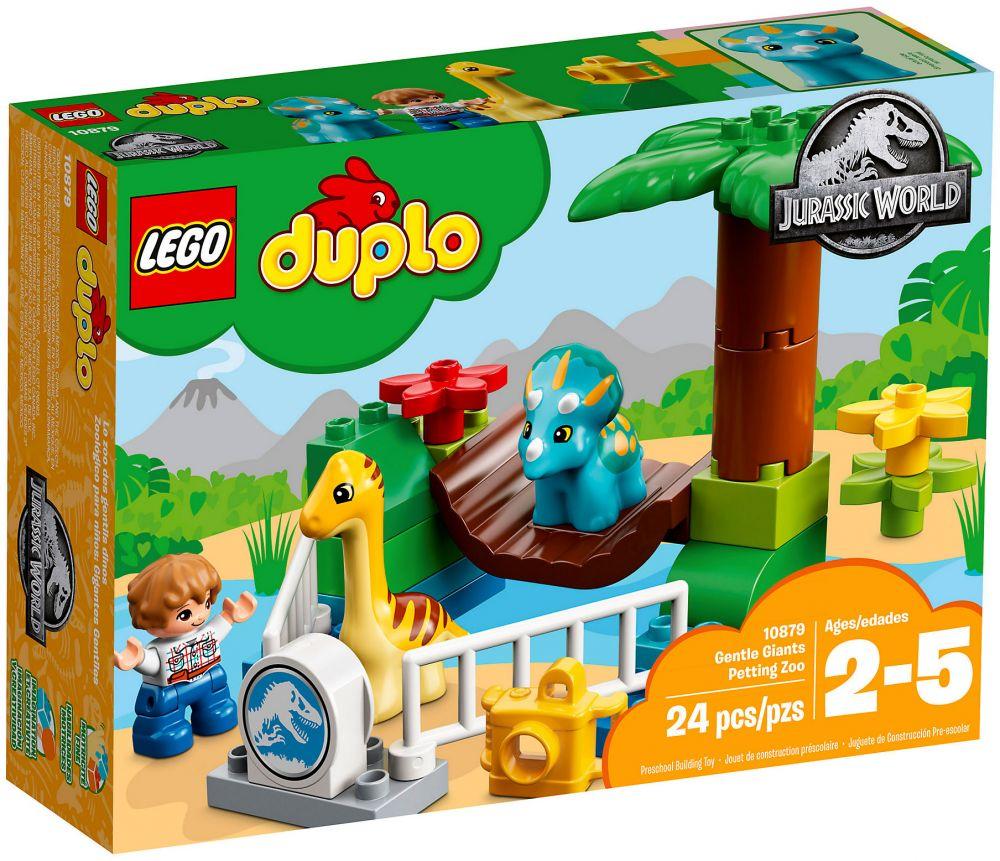 Pas Duplo Dinosjurassic World Lego CherLe Zoo Adorables 10879 Des rxQoeCEdBW