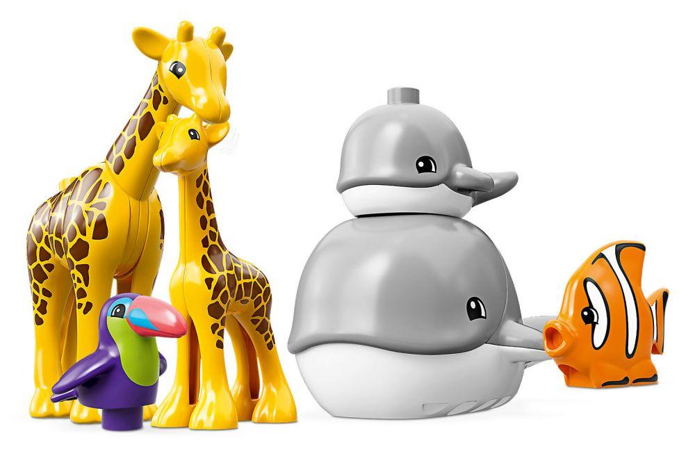 Les Duplo 10907 Du Lego Animaux Monde MVSqzUp