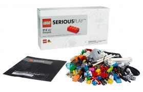 LEGO Serious Play 2000414 Kit de démarrage