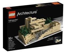 LEGO Architecture 21005 - Fallingwater pas cher