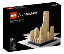 LEGO Architecture 21007 Rockefeller Center
