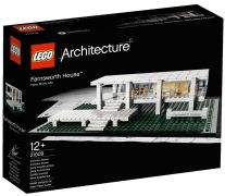 LEGO Architecture 21009 - Farnsworth House pas cher