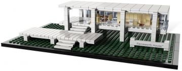 LEGO Architecture 21009 Farnsworth House