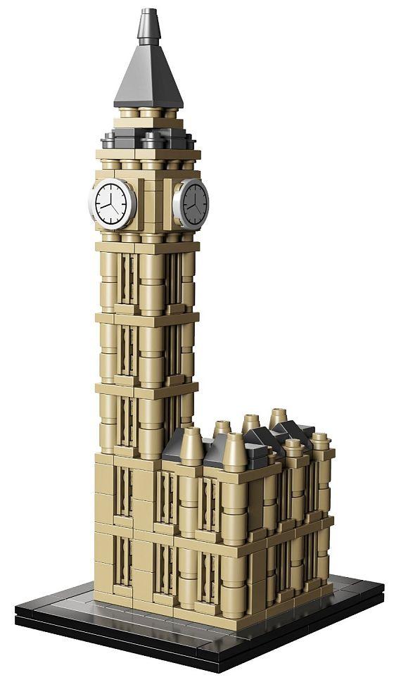 lego architecture 21013 pas cher big ben