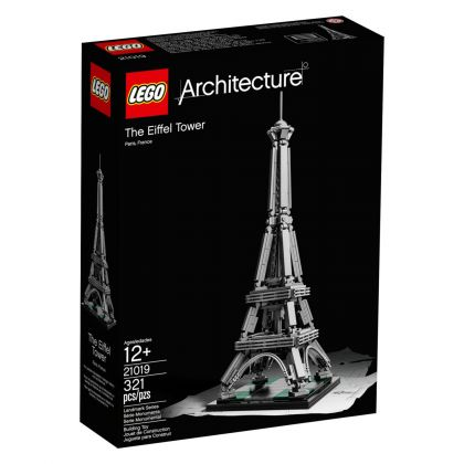 LEGO Architecture 21019 La Tour Eiffel (Paris, France)