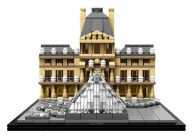 LEGO Architecture 21024 Le Louvre (Paris, France)