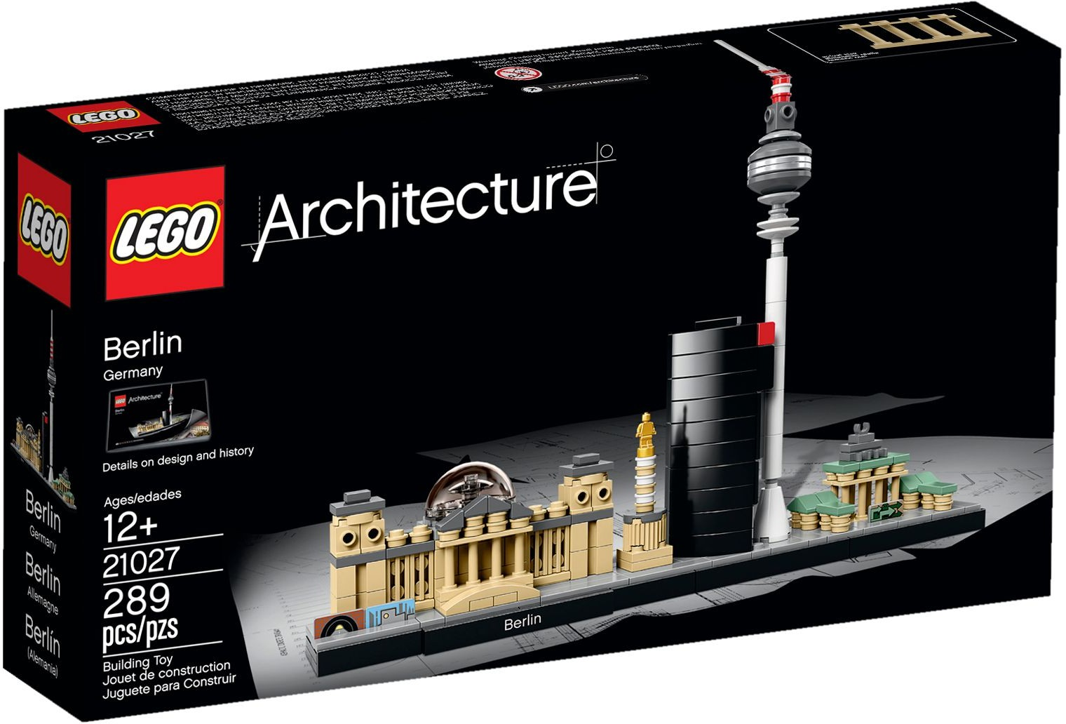 lego architecture 21027 pas cher berlin. Black Bedroom Furniture Sets. Home Design Ideas