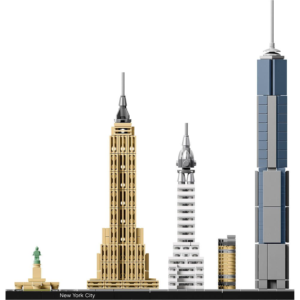 Lego architecture 21028 pas cher new york for Lego architecture new york