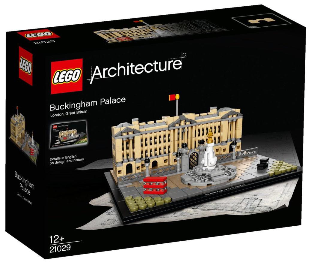lego architecture  pas cher le palais de buckingham