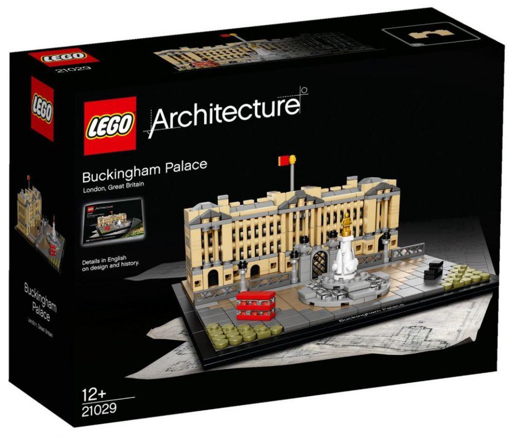 lego architecture 21029 pas cher le palais de buckingham. Black Bedroom Furniture Sets. Home Design Ideas