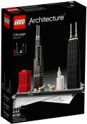 LEGO Architecture 21033 - Chicago pas cher