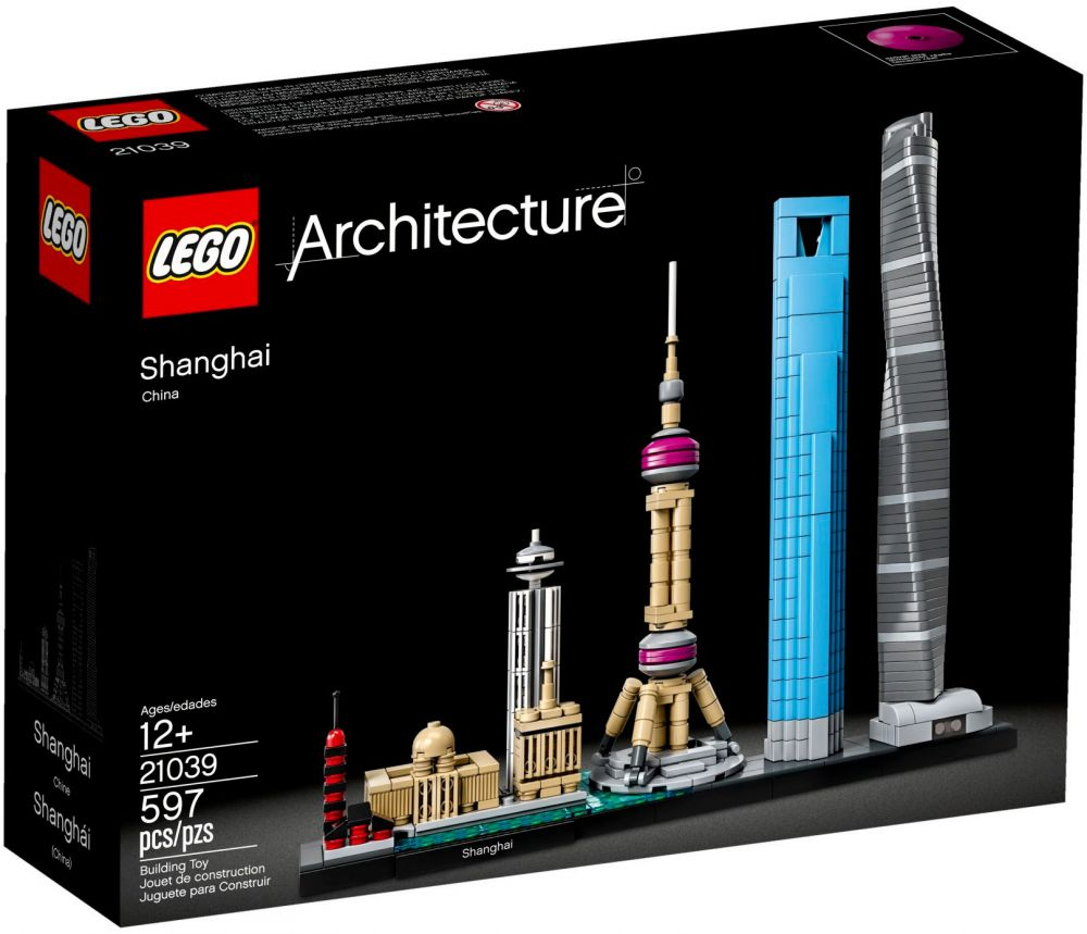 lego architecture 21039 pas cher shanghai chine. Black Bedroom Furniture Sets. Home Design Ideas