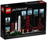 LEGO Architecture 21043 San Francisco, California, USA