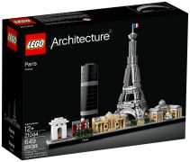LEGO Architecture 21044 Paris, France