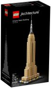 LEGO Architecture 21046 Empire State Building, New York, Etats-Unis
