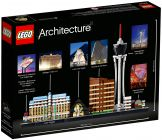 LEGO Architecture 21047 Las Vegas - Nevada, USA