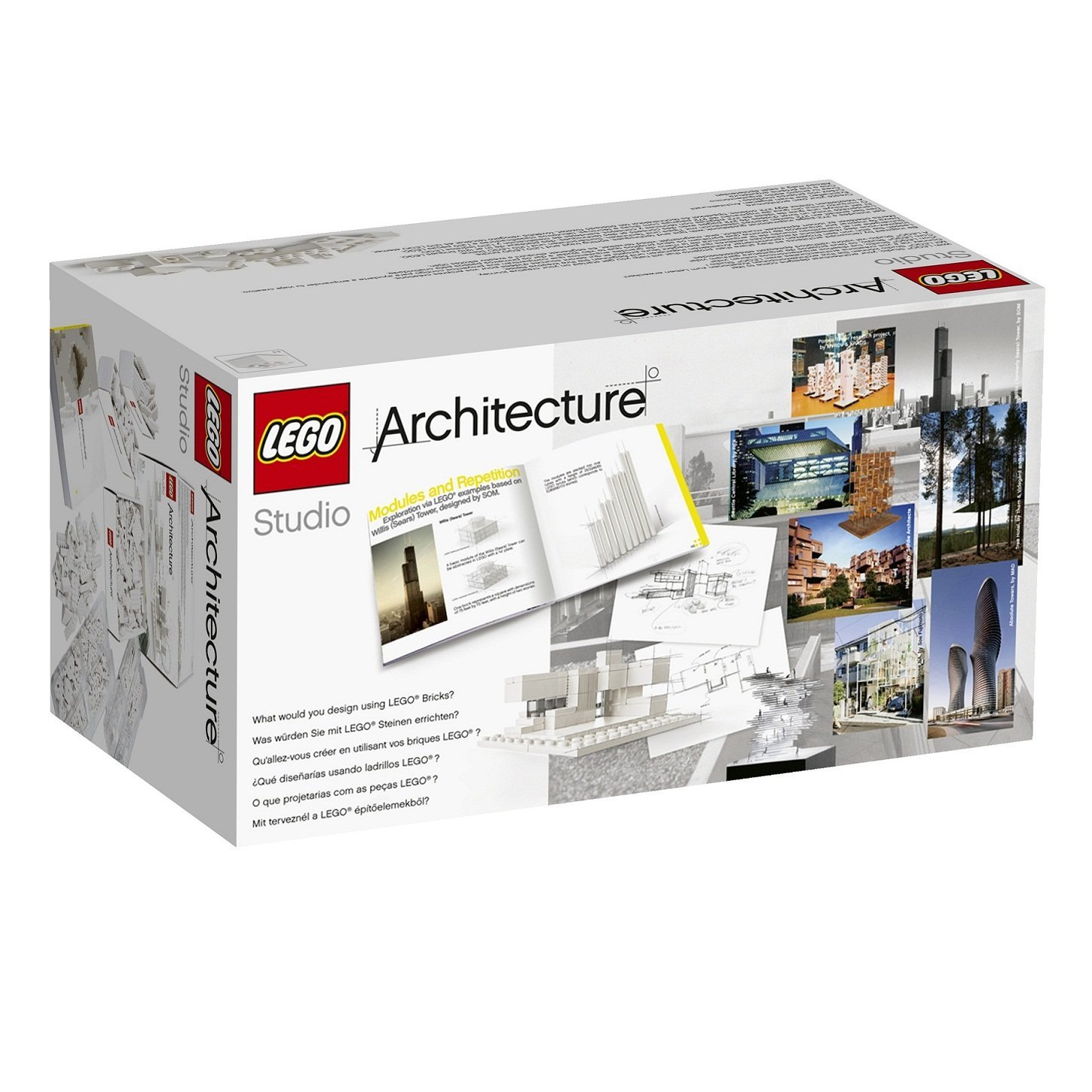 lego architecture 21050 pas cher architecture studio. Black Bedroom Furniture Sets. Home Design Ideas