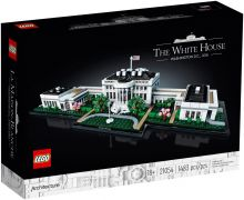 LEGO Architecture 21054 La Maison Blanche (Washington DC, USA)