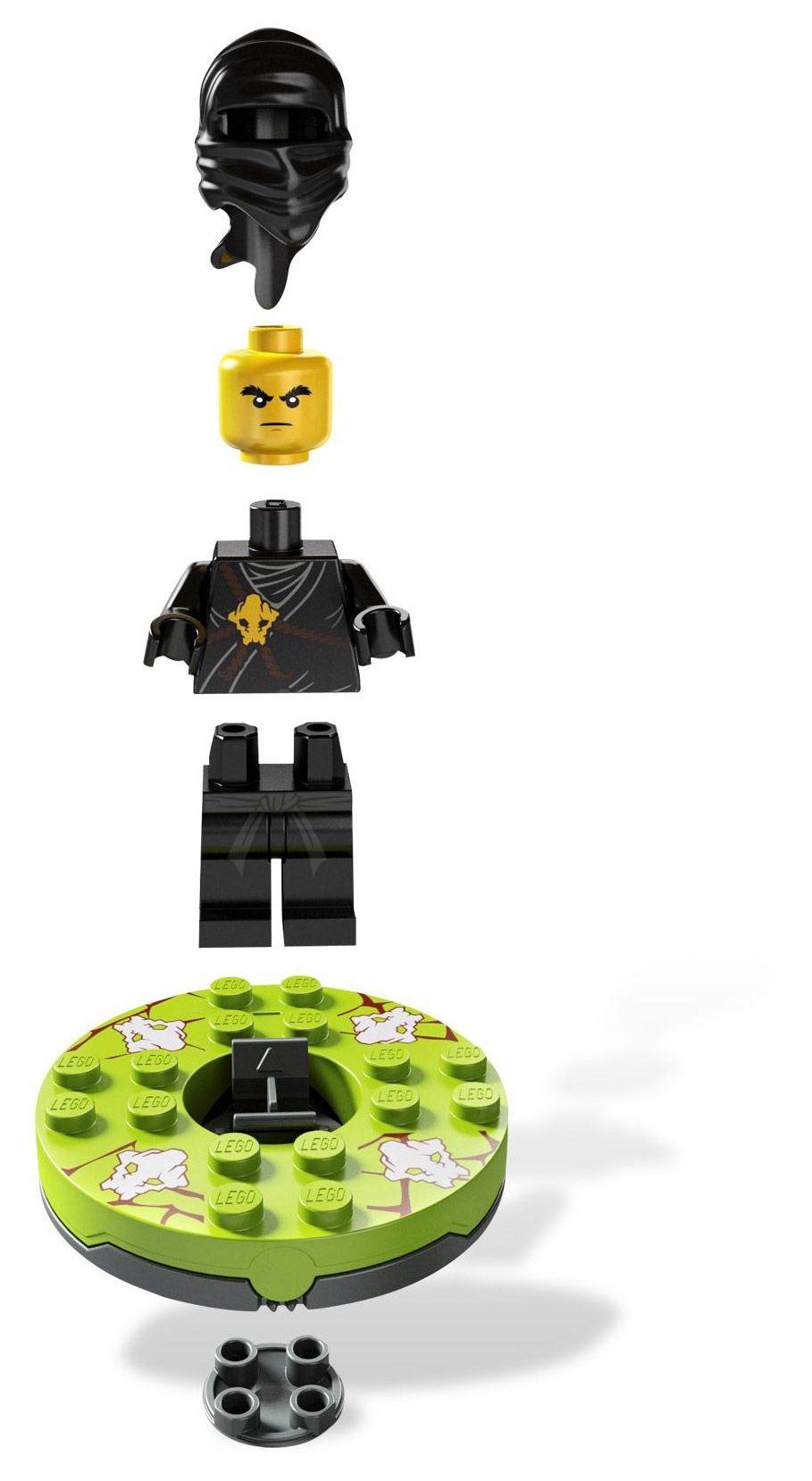 Lego ninjago 2112 pas cher cole - Lego ninjago d or ...