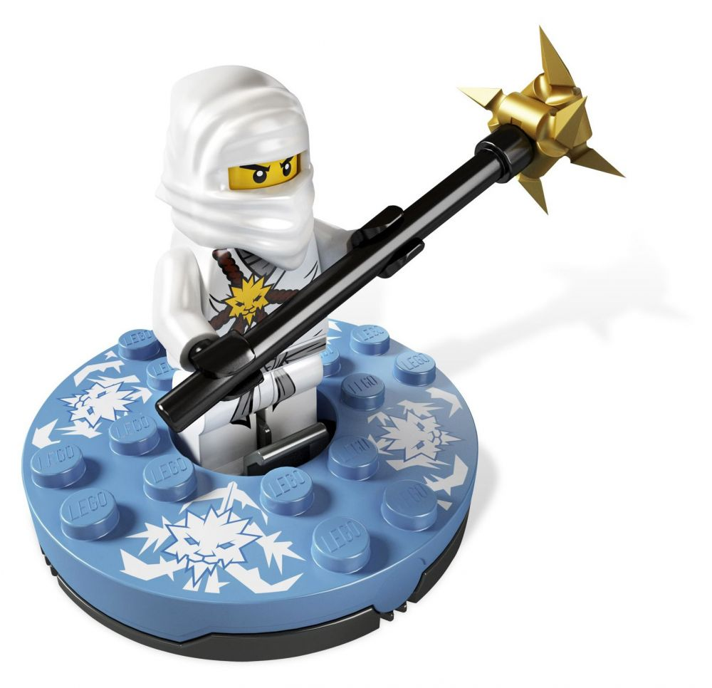 Lego ninjago 2113 pas cher zane - Lego ninjago d or ...