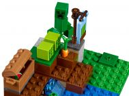LEGO Minecraft 21138 La culture de pastèques