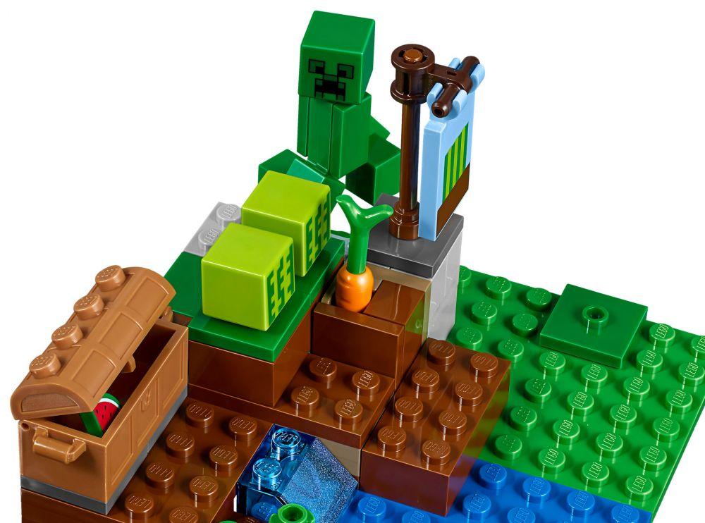 lego minecraft 21138 pas cher la culture de past ques. Black Bedroom Furniture Sets. Home Design Ideas