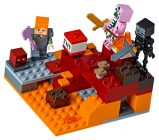 LEGO Minecraft 21139 La bataille du Nether