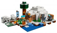 LEGO Minecraft 21142 L'igloo