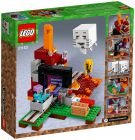 LEGO Minecraft 21143 Le portail du Nether