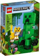 LEGO Minecraft 21156 Bigfigurine Creeper et ocelot