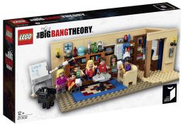 LEGO Ideas 21302 - The Big Bang Theory pas cher
