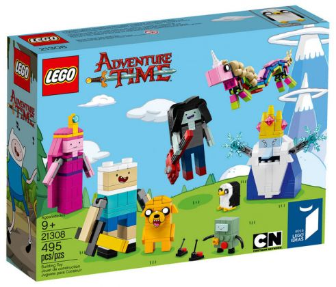 LEGO Ideas 21308 Adventure Time
