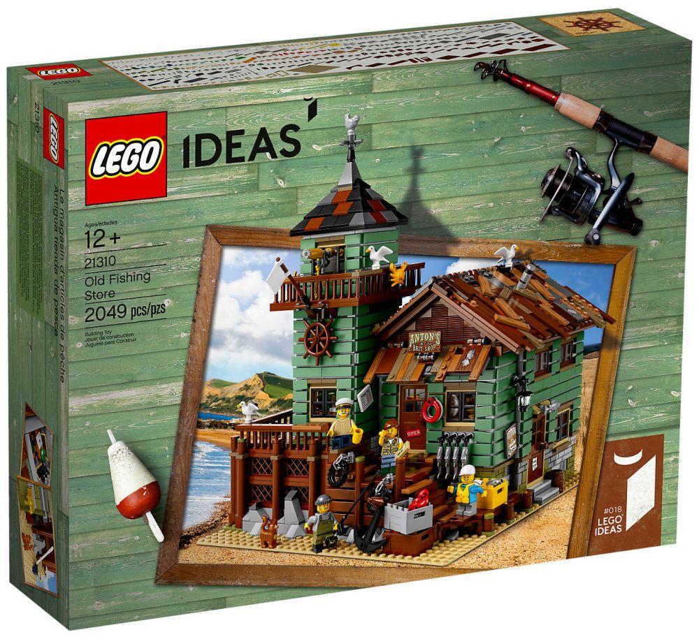Magasin 21310 De Vieux Ideas Le Pêche Lego jVUMLqpGSz
