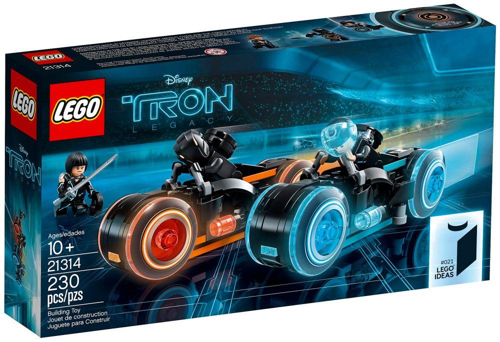 Lego 21314 TronL'héritage Ideas Lego TronL'héritage Lego Ideas 21314 NwZXOP8n0k