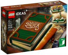 LEGO Ideas 21315 Livre pop-up