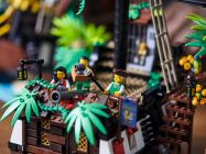 LEGO Ideas 21322 Les pirates de la baie de Barracuda