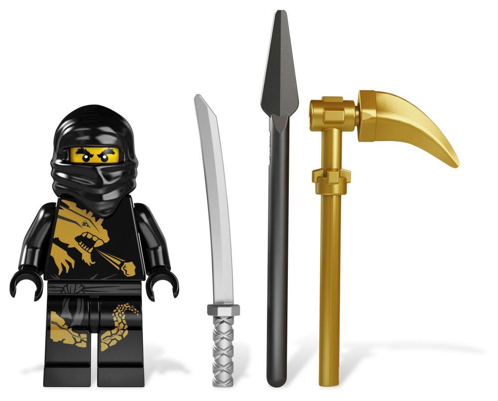 Lego ninjago 2170 pas cher cole dx - Ninjago dragon d or ...