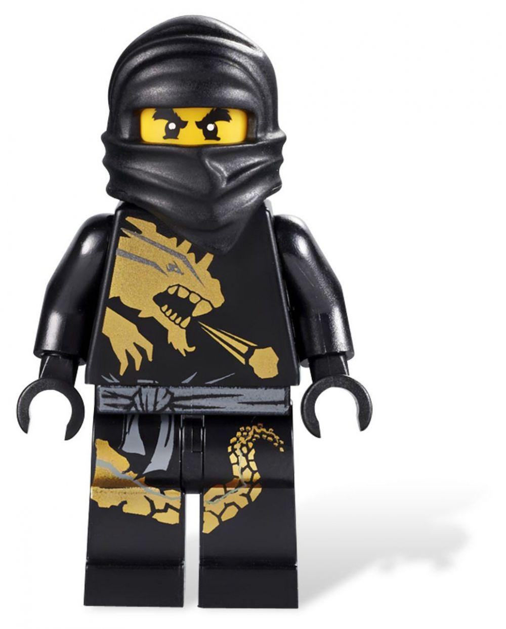 Lego ninjago 2520 pas cher l 39 ar ne de combat ninjago - Personnage ninjago lego ...