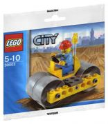 LEGO City 30003 Road Roller