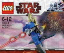 LEGO Star Wars 30004 Battle Droid on STAP
